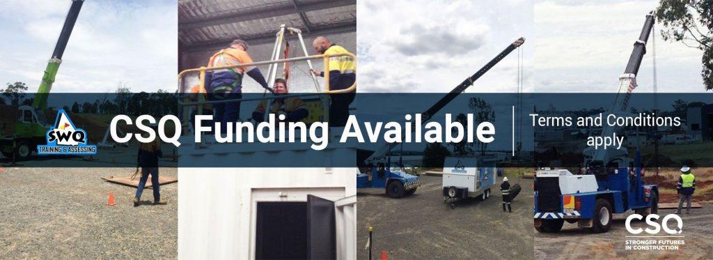 5. Funding CSQ Funding