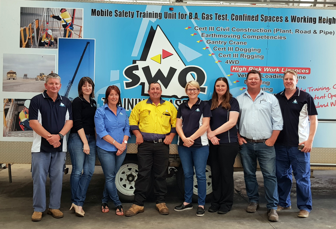 SWQ Training Team